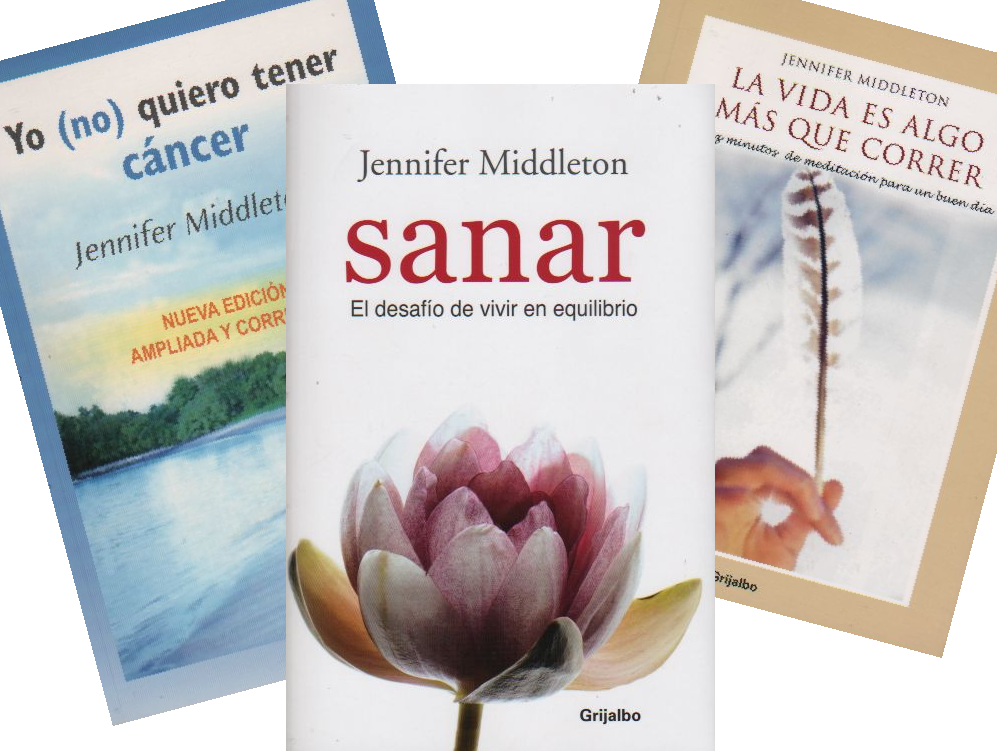 Libros de Jennifer Middleton